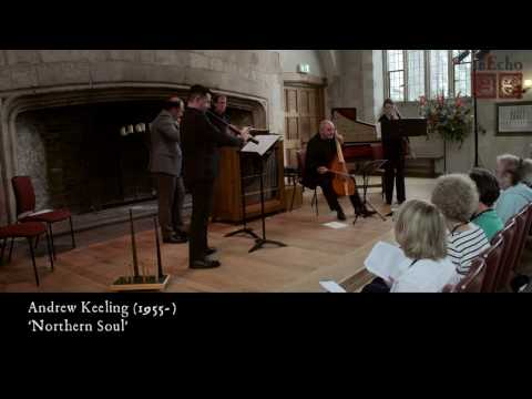 Ensemble In Echo perform 'Music in a Cold Climate' - live clips