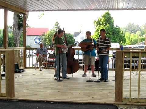 Derrek Lawson - Little Mountain Church House - Pickin