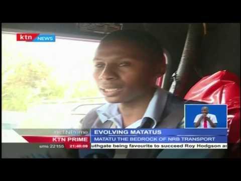 Kenya's Matatu Culture: Tale of an ever evolving industry