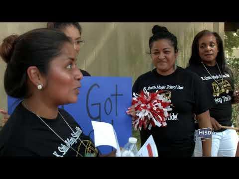 Campaña Bienvenidos a Clases, Primaria Katherine Smith