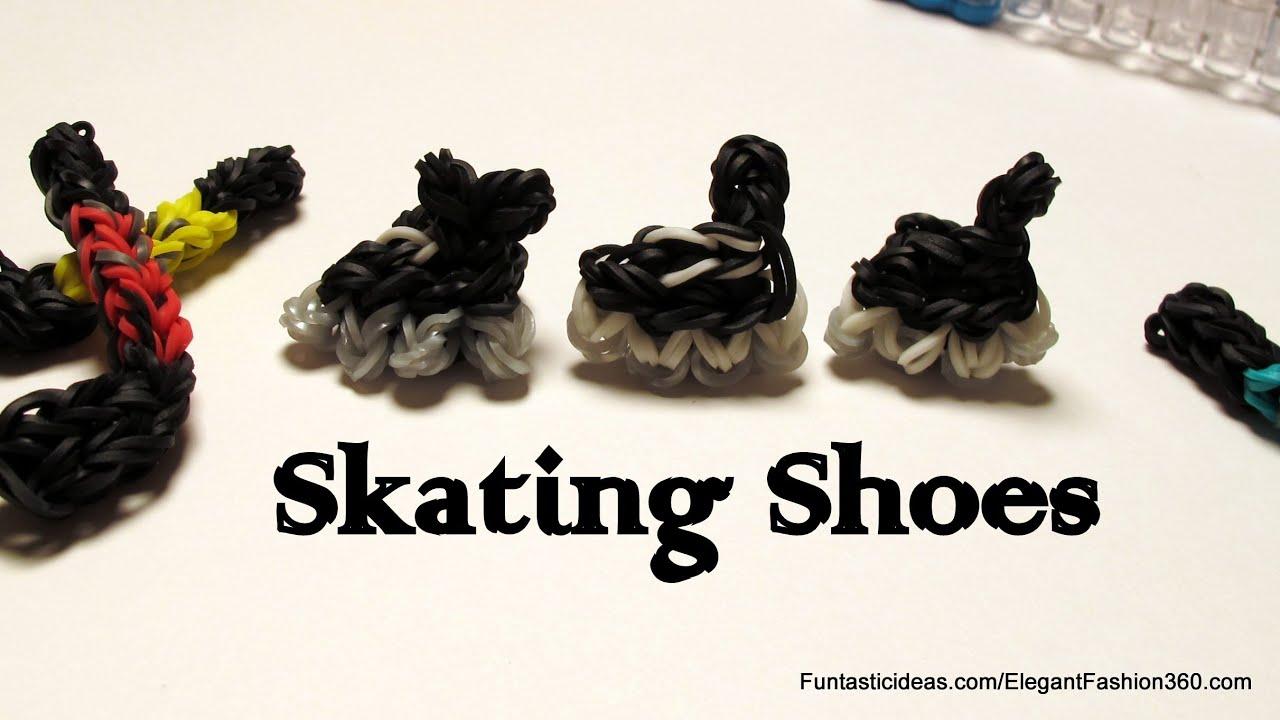 how to make skating shoes