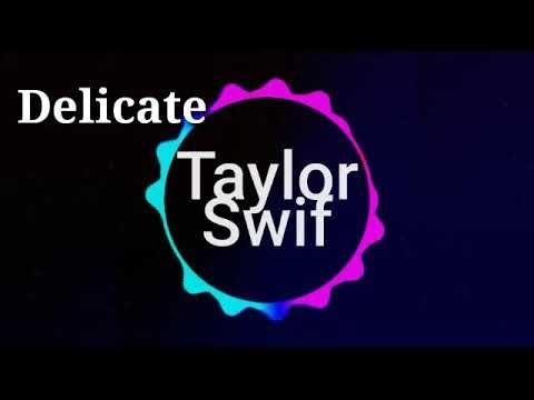 Taylor swift Delicate Ringtone | Ringtones Official