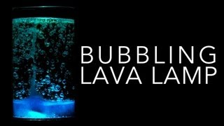 Bubbling Lava Lamp - Sick Science! #081