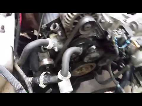 99 Camaro 3.8 heater hose fix from Nook and Tranny