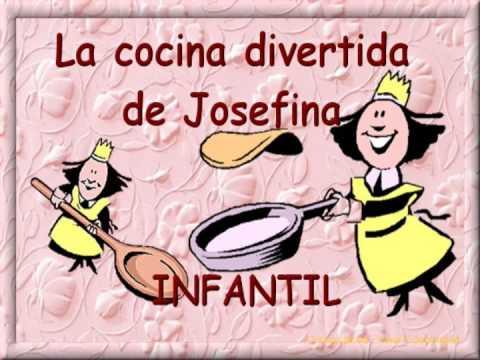 Cocina para ni os la cocina divertida de josefina youtube for Cocina para ninos