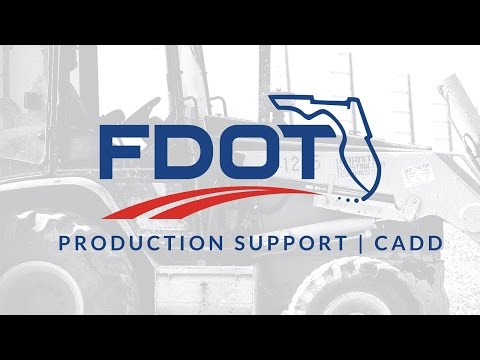 FDOT Menu: Actions | Set Geographic Coordinate System