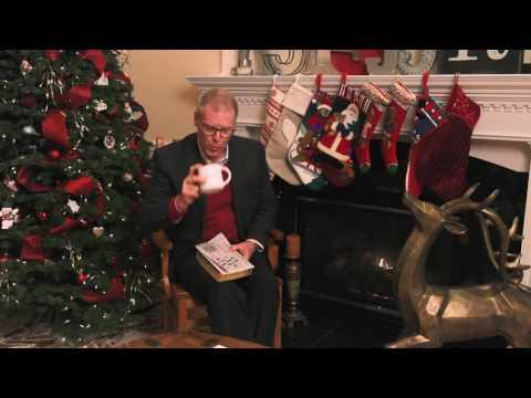 Crossword Christmas with President Castleberry