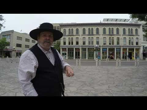 How Big Was The Alamo?