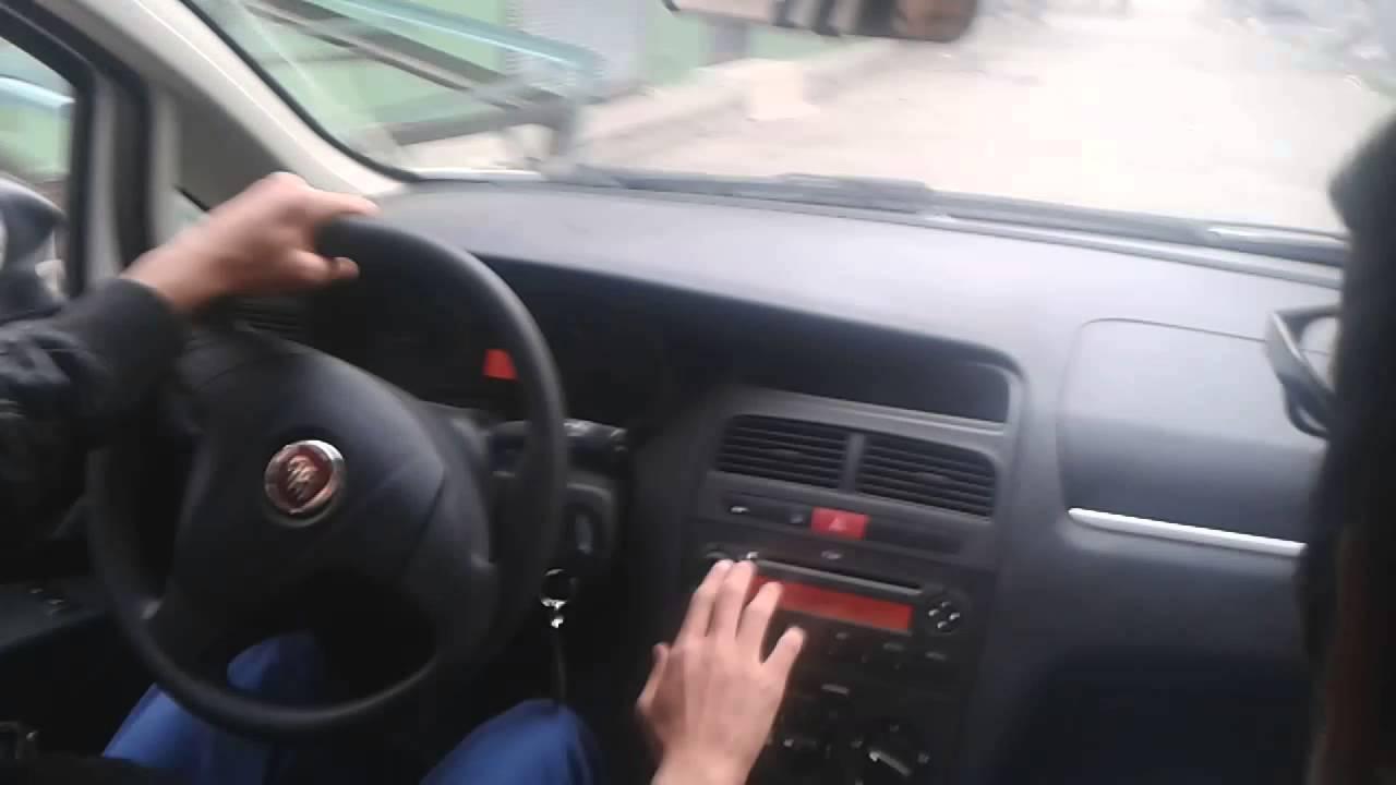ilk araba sürüş testi - youtube