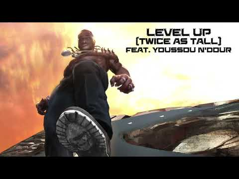 Burna Boy - Level Up (Twice As Tall) (feat. Youssou N'Dour) [Official Audio]