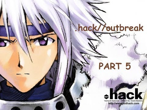 [.hack series] Outbreak - Part 5 (game fin)