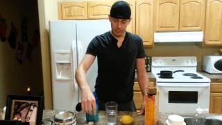 How To Alkalize Your Body - Baking Soda Water Tonic