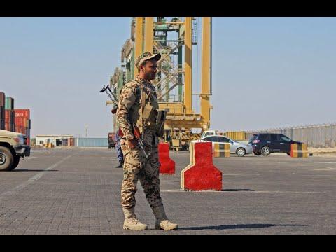ميناء الحديدة يشهد عمليات سطو قبل خروج الحوثيين  - نشر قبل 5 ساعة