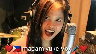 Luha-Viral Singer KABIT Cover by-MADAMYUKE