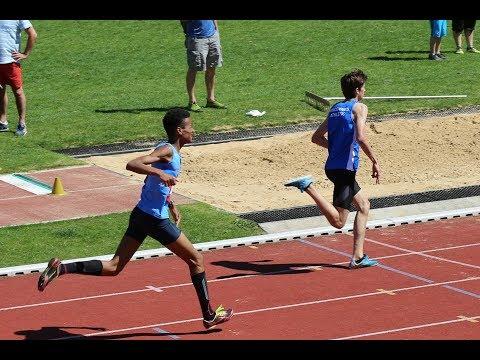 1 000m / MIM  – Championnats Départementaux Minimes L'HAY LES ROSES