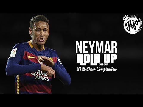 Neymar Jr. – Hold Up  Amazing Skill Show  2014-2016   HD   1080p