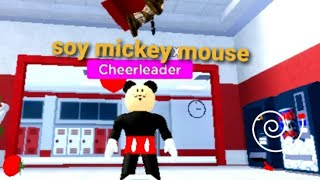 As. Dress. Of. Mickey. mouse. In. Roblox