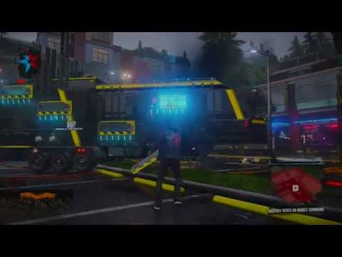 Infamous Second Son 100% Walkthrough part 3, 720p HD (NO COMMENTARY)