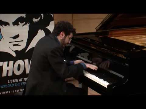 Beethoven Piano Sonata No  22 in F Major, Op  54 performed by Michael Brown