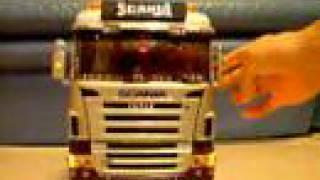 Tamiya Scania R470 DIY led system