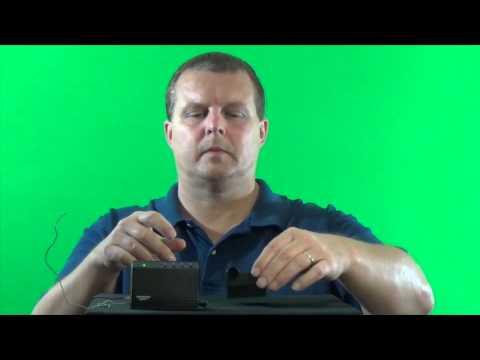 wireless garage door monitorGarage Door Monitor Wireless GM434RTL  YouTube