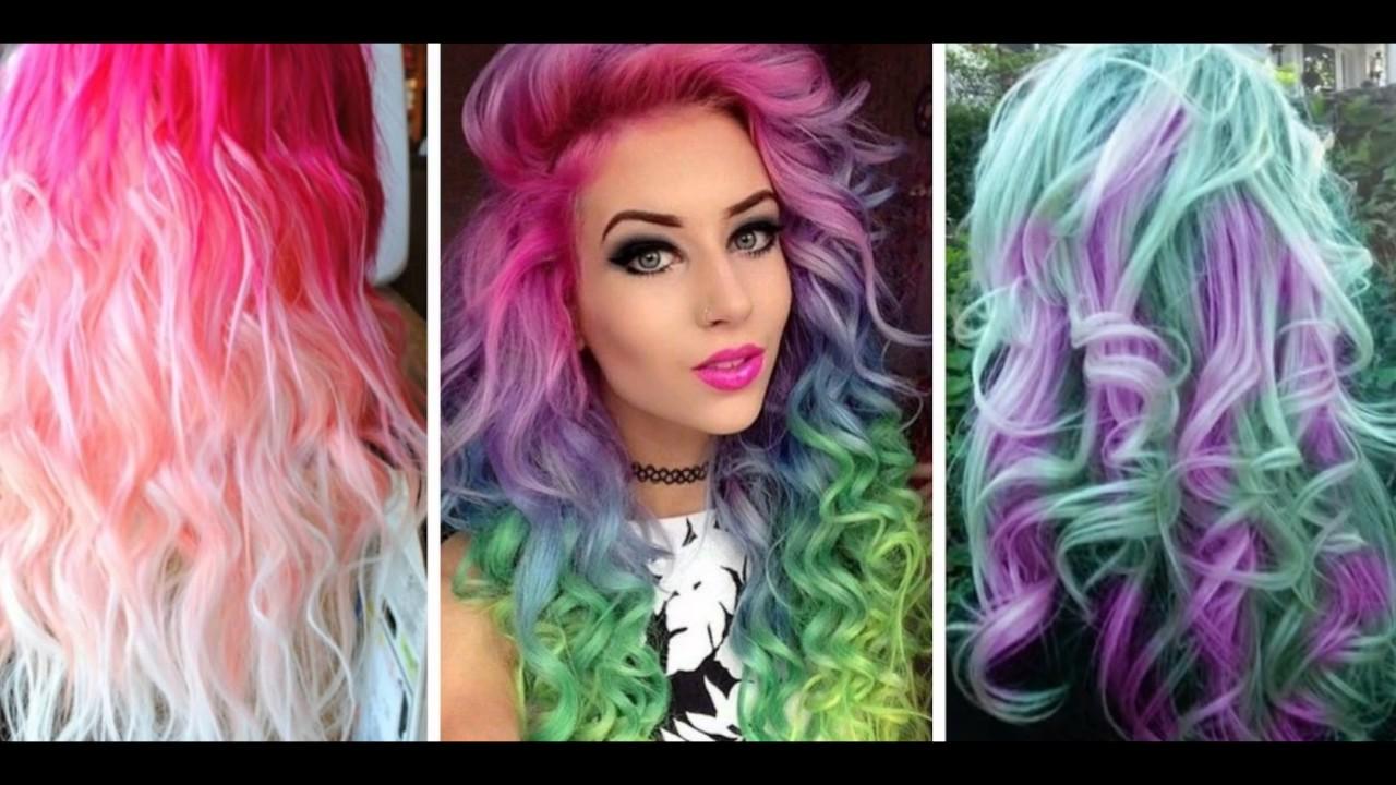Color de cabello para mujeres morenas 2017