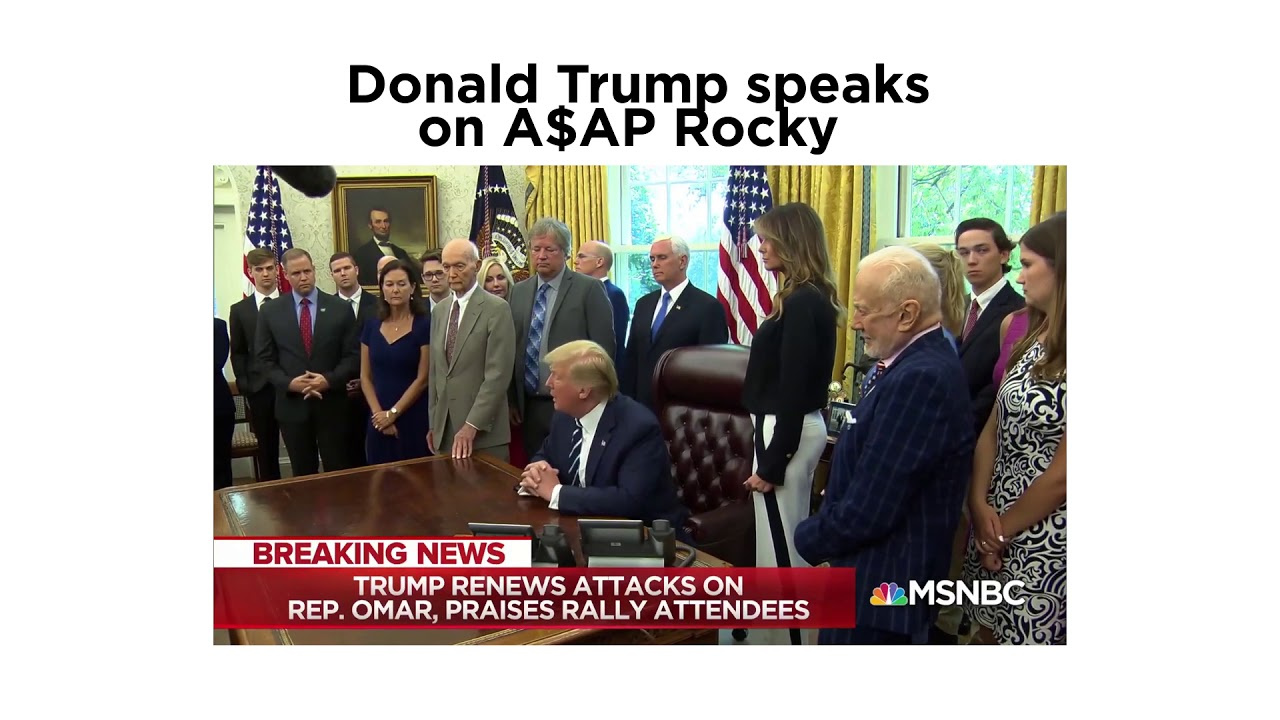 ASAP Rocky Won't Get Special Treatment, Swedish Prime Minister Says