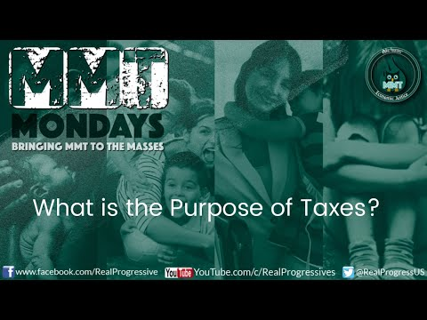 What is the Purpose of Federal Taxes?
