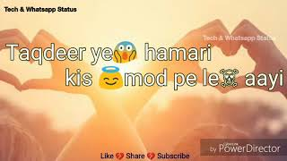 Maine  to ki Mohobbat.. Tune ki Bewafai..