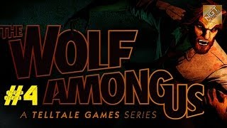 The Wolf Among Us Playthrough: Episode 1 - Faith | Narrowing Down the Suspects (Part 4)