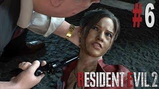 PORWANIE?! [#6] Resident Evil 2 Remake