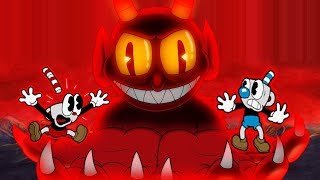 Cuphead The Unused Animation Of The Devil