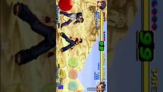 Tutorial emulador happy chick The King of fighters (KOF) 2005 especial Iori y botones alternos