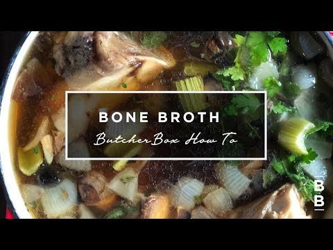 ButcherBox Beef Bone Broth