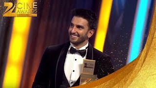 Zee Cine Awards 2016 Best Actor Male Ranveer Singh & Amitahbh Bachchan