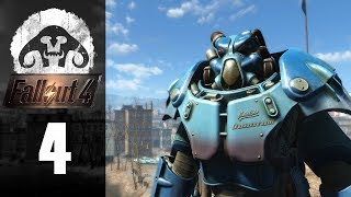 FALLOUT 4 (Chapter 5) #4 : There's going to be a lot of explosions!