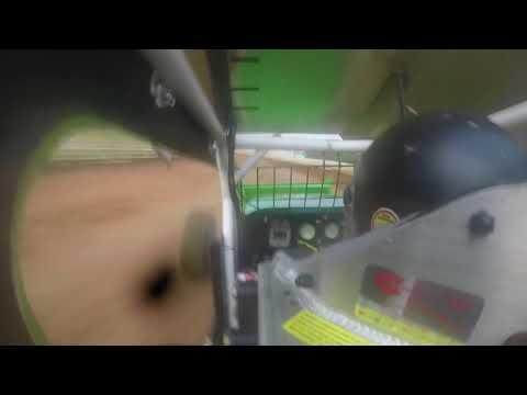 Selinsgrove Speedway - 8/11/18 - 360 Sprint Car Warmups