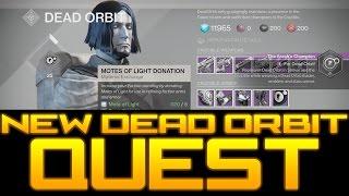 Destiny | Dead Orbit Quest