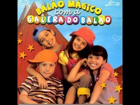 Balao Magico Com A Galera Do Balao 2003 Completo Raridade