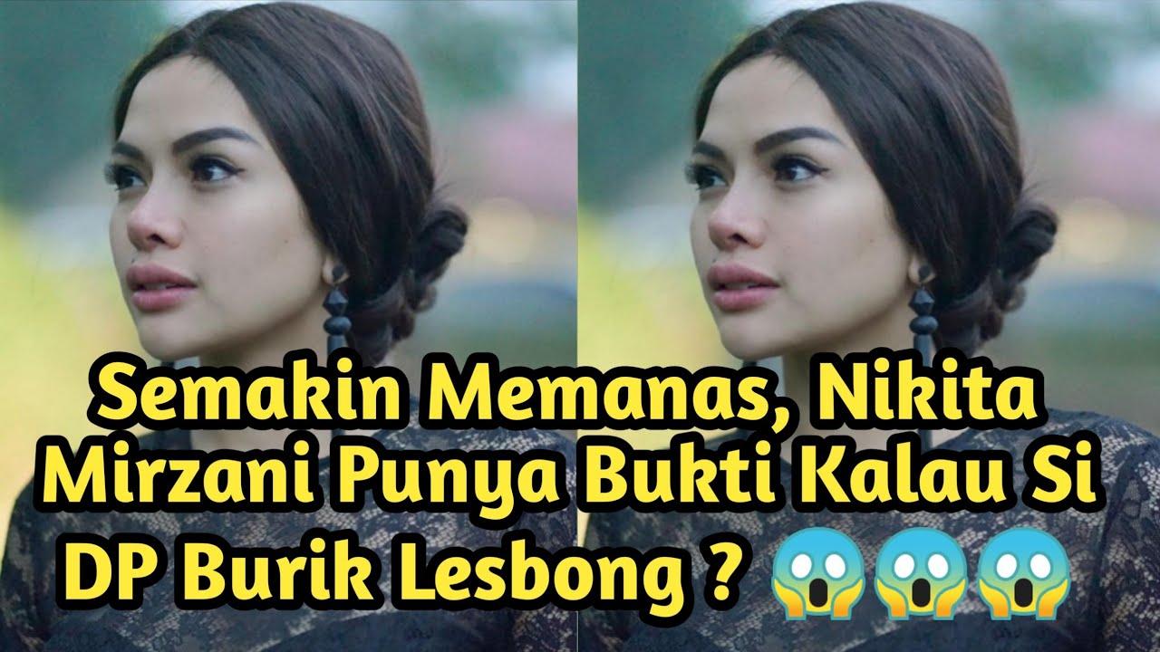 Download Semakin Memanas. Nikita Mirzani Punya Bukti Kalau Si DP Burik Lesbong ? 😱😱😱