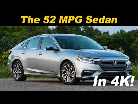 2019 Honda Insight   First Drive
