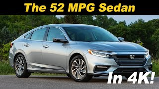2019 Honda Insight Review - First Drive