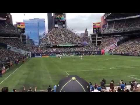 Seattle Sounders FC Vs. Tottenham Hotspur FC, 07/19/2014, CenturyLink Field, Seattle, Washington