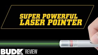 NV-1 Mile Bright Green Laser Pointer - $9.99