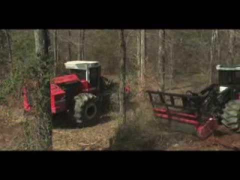 Prentice Site Prep Tractors