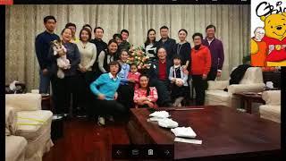 王岐山与真姚庆、孙姚的全家福照片曝光,遭郭文贵点名指认。CCAV你敢报道这张照片吗?