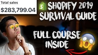 😱Is Shopify Dropshipping Going To Die in 2019? (FREE COURSE INSIDE) 🔥