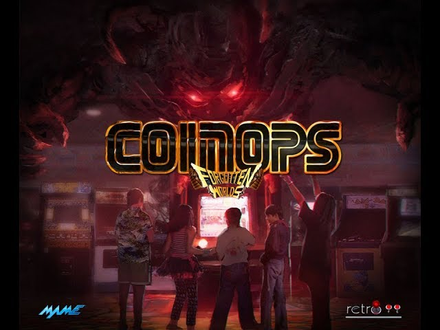 Coinops Forgotten Worlds 4 - CoinOps for PC from Britneyspairs