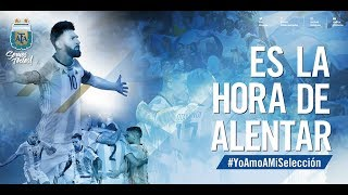Video Motivacional Argentina Mundial 2018 - #YOAMOAMISELECCION