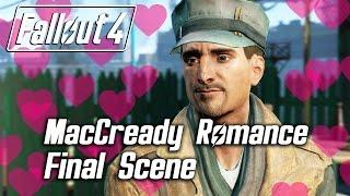 Fallout 4 - MacCready Romance - Final Scene